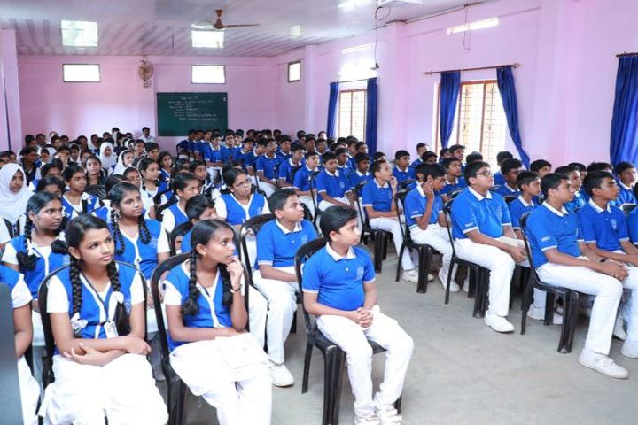 St George Central School-Students