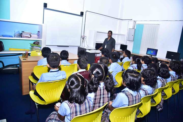 St George Public School-Classroom