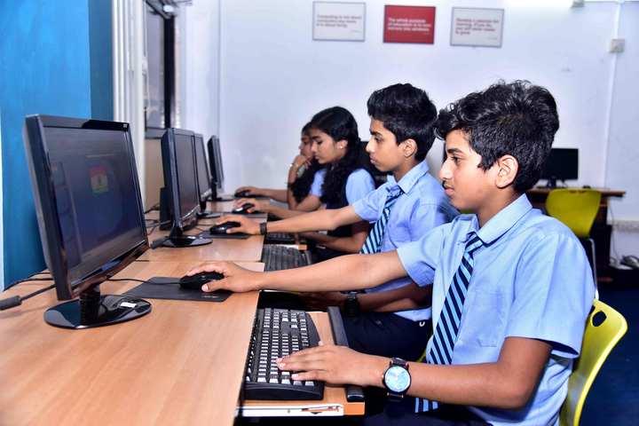 St George Public School-Computer Lab
