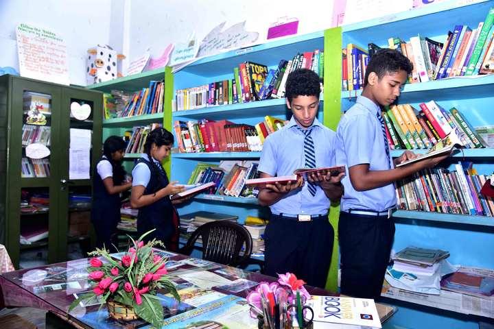 St George Public School-Library