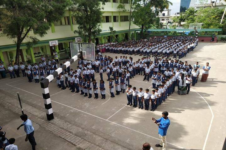 St John S School-Assemble
