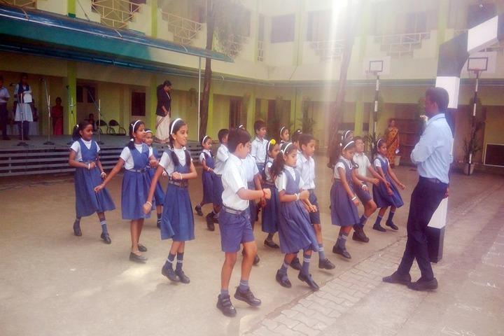 St John S School-Dance