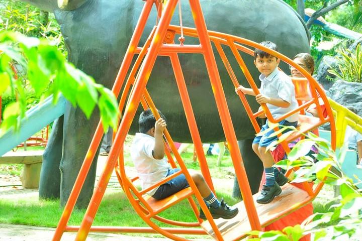 St John S School-Kids Playzone
