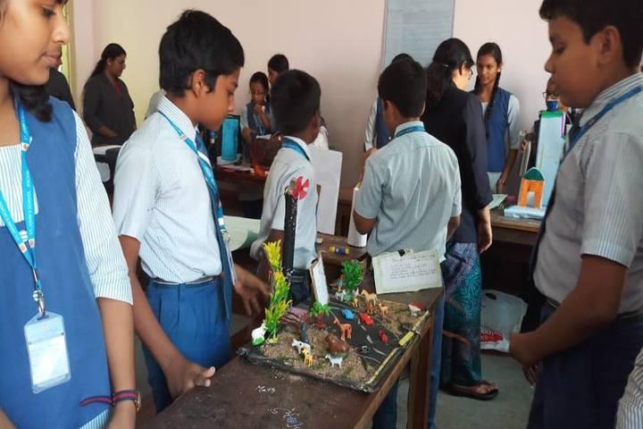 St John S School-Science Exhibition