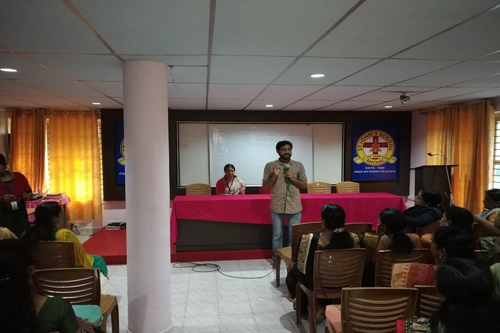 St John S School-Seminar