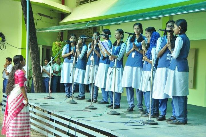 St John S School-Singing