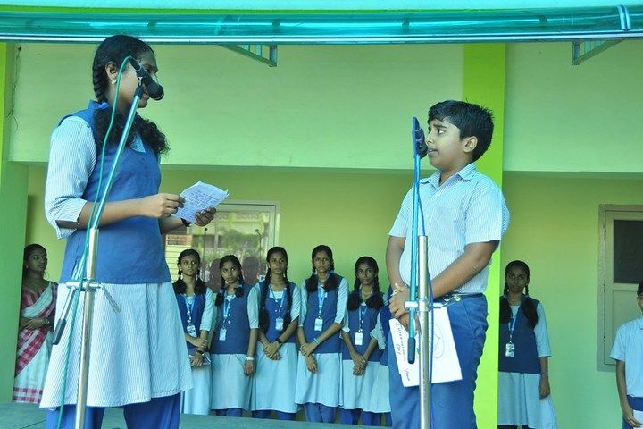St John S School-Speech
