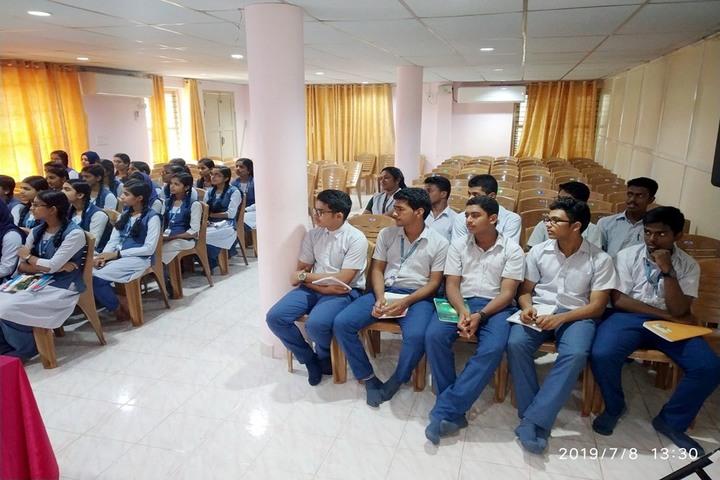 St John S School-Students