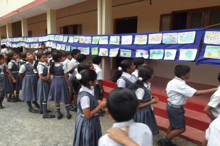 St Joseph Convent School-Art Exhibition