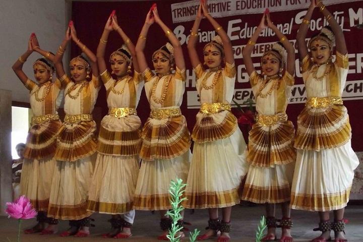 St Joseph Convent School-Group Dance