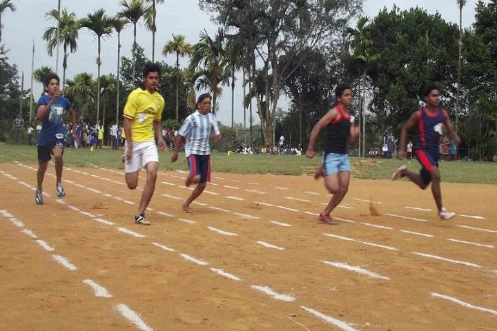 St Joseph Convent School-Running Competition