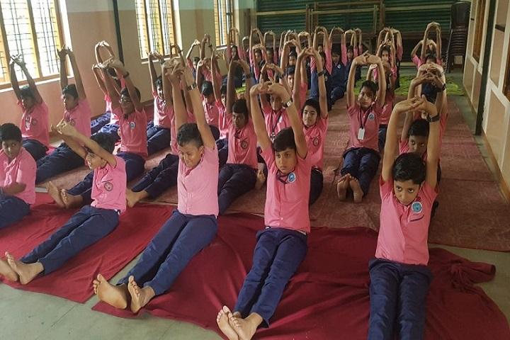 St Joseph Convent School-Yoga