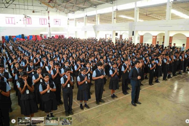 St Kuriakose Public School-Prayer