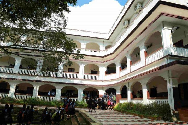 St Kuriakose Public School-School Building