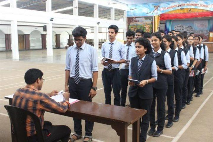 St Kuriakose Public School-School Elections