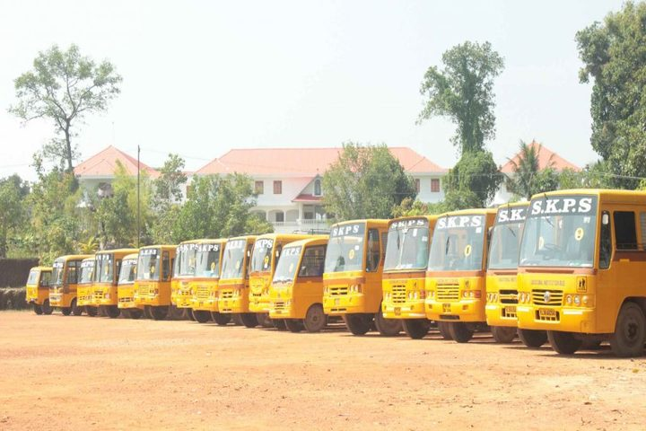 St Kuriakose Public School-Transport