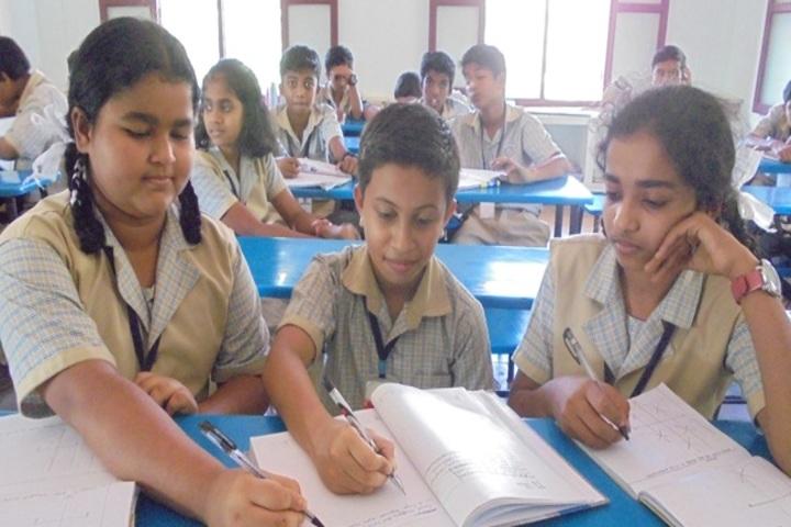 St  Lucy E M School-Classroom