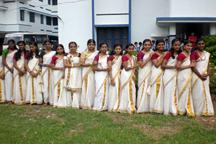 St Mary Of Leuca English Medium School-Onam Celebrations