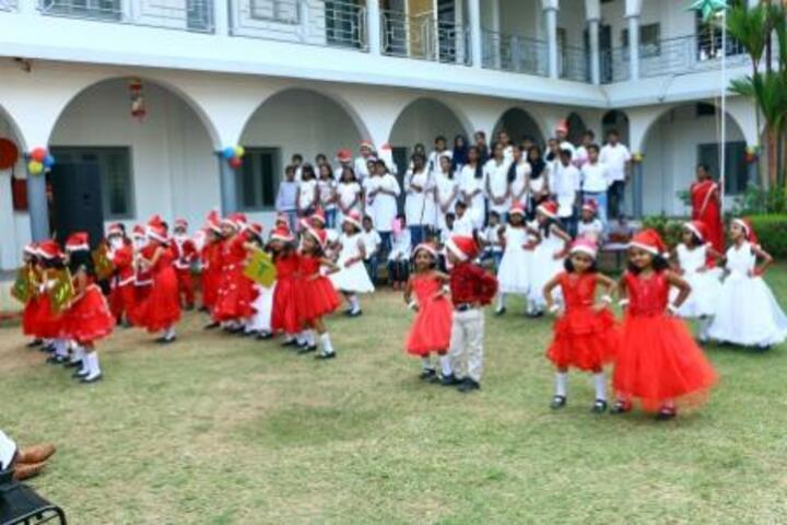 St Mary Residential School-Christmas Celebration
