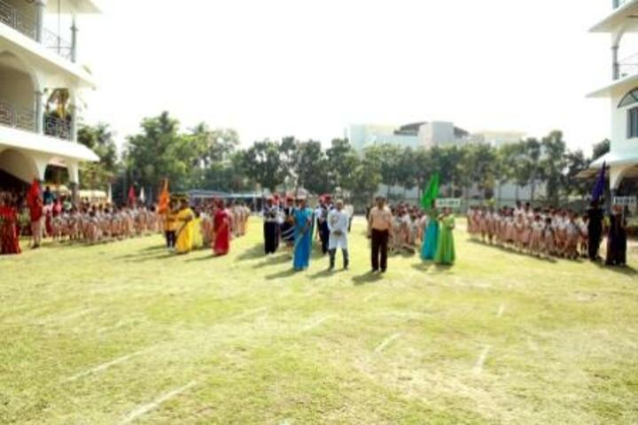 St Mary Residential School-Sports Day