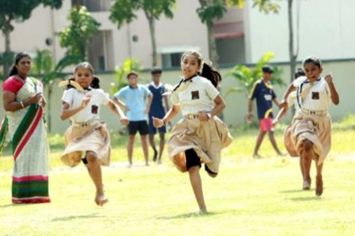 St Mary Residential School-Sports