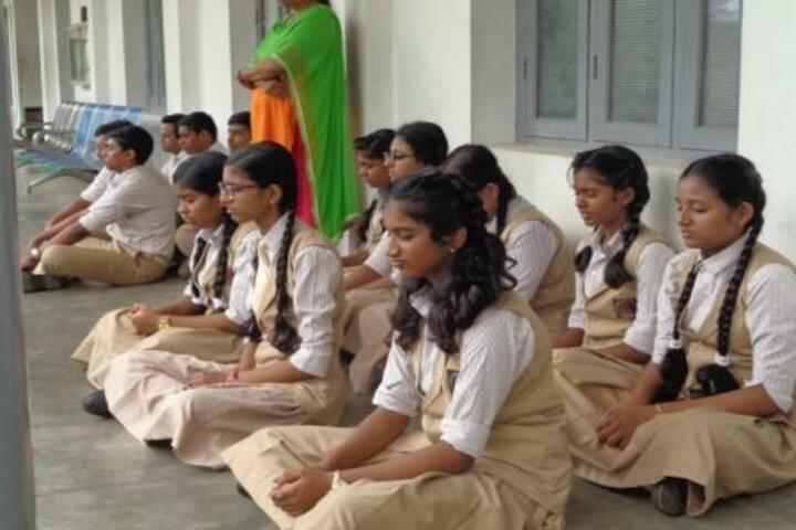 St Mary Residential School-Yoga