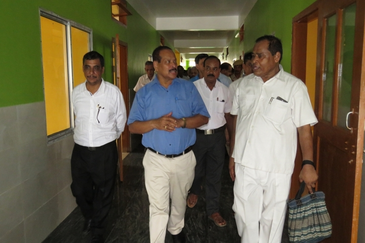 Sreeram Academy-Meeting