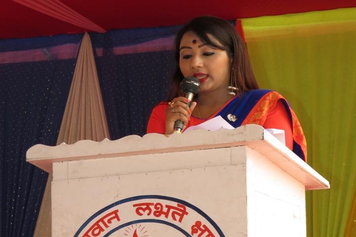 Sreeram Academy-Speech
