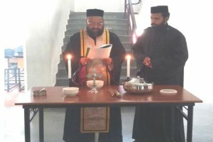 St Marys  Residential Central School-Prayer