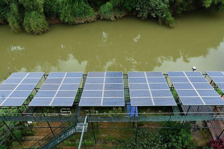 St Marys  Residential Central School-Solar Panels