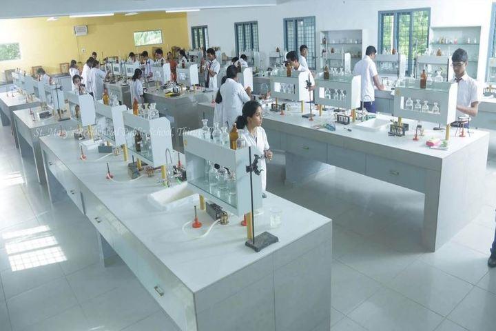 St Marys Residential Public School-Chemistry Lab