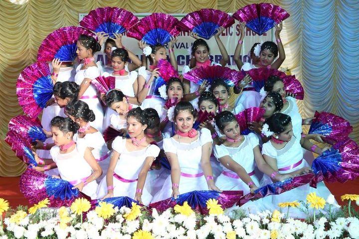 St Marys Residential Public School-Dance