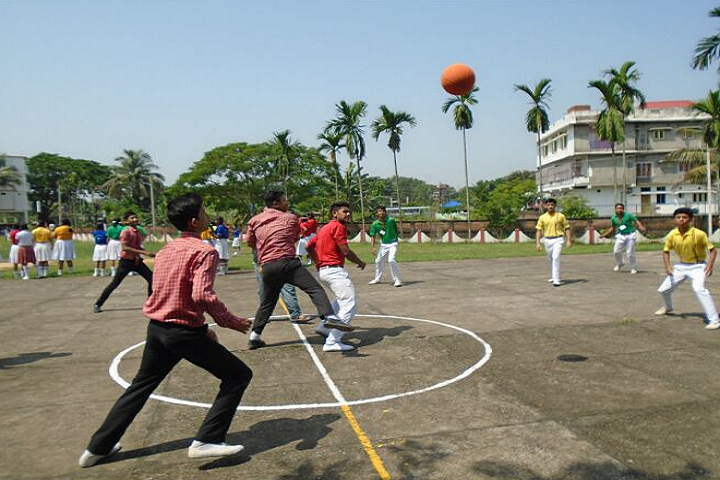 St Clare S Convent High School- Vollyball