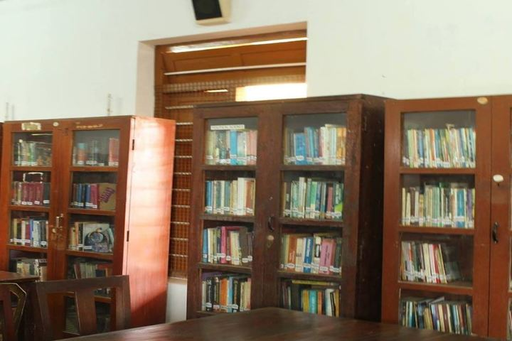 St Thomas Central School-Library