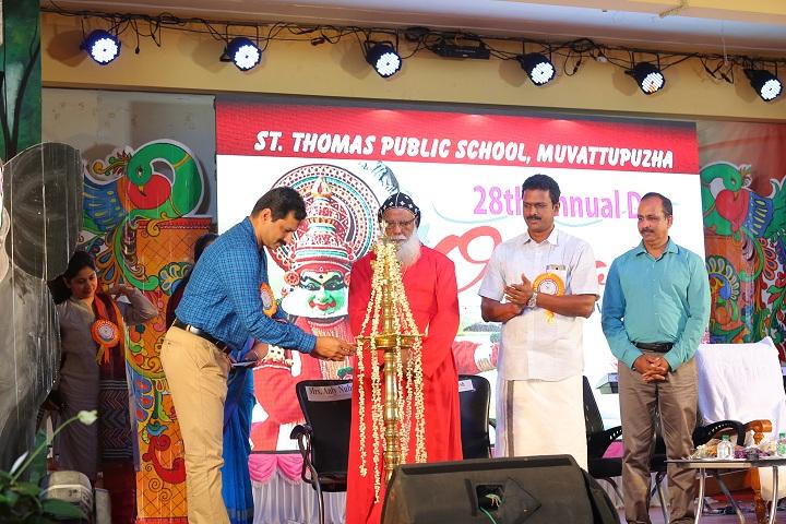 St Thomas Public School-Annual Day