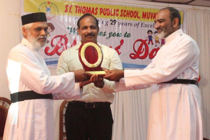 St Thomas Public School-Award Presentation