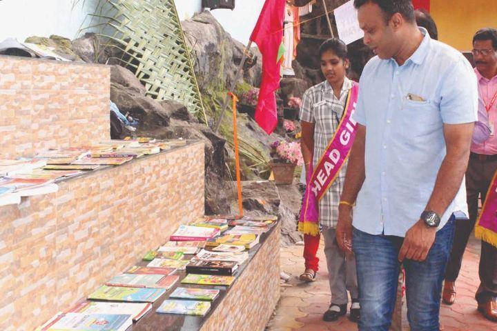 St Thomas Public School-Book Exhibition