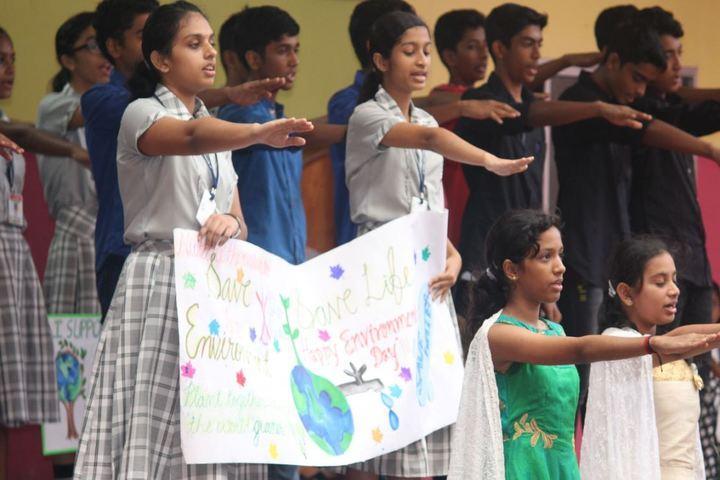 St Thomas Public School-Environmental Day