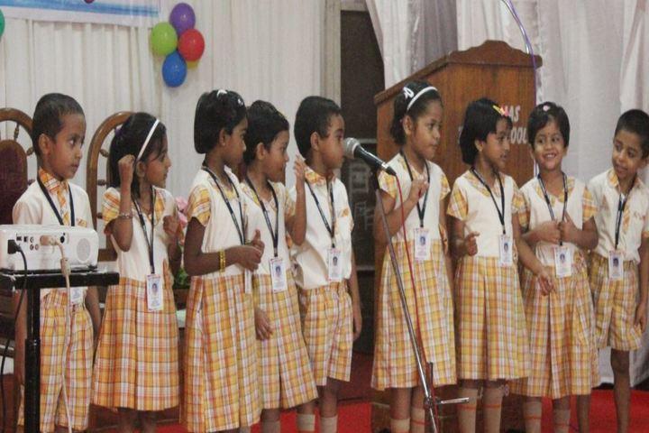 St Thomas Public School-Singing Event