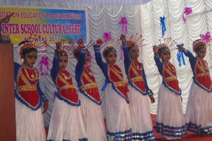 St Antonys Public School-Cultural Dance