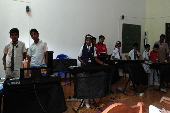 St Antonys Public School-Music