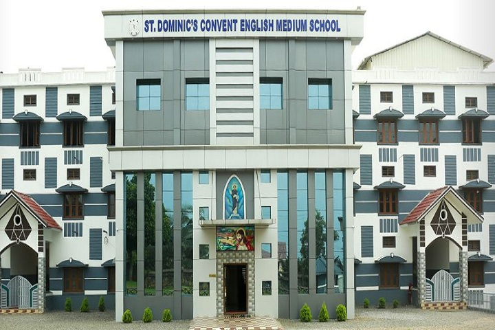 St Dominic Convent English Medium School-Campus View