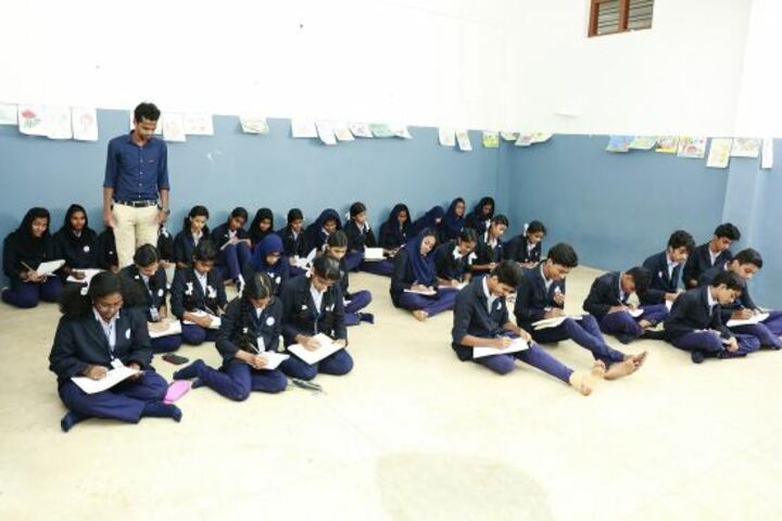 St Dominic Convent English Medium School-Class