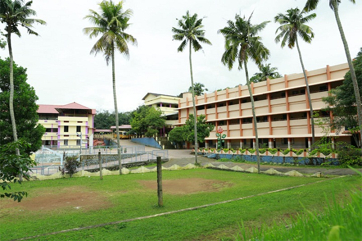 St John The BaptistS English School-Campus View