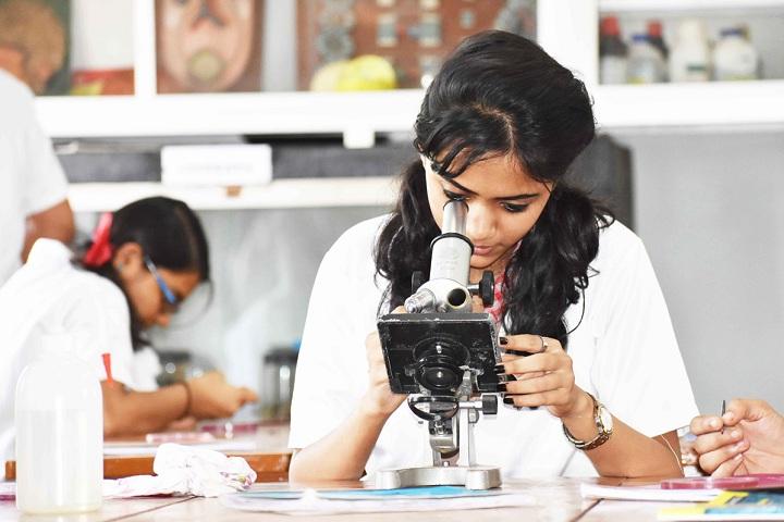 St Joseph Public School-Biology Lab