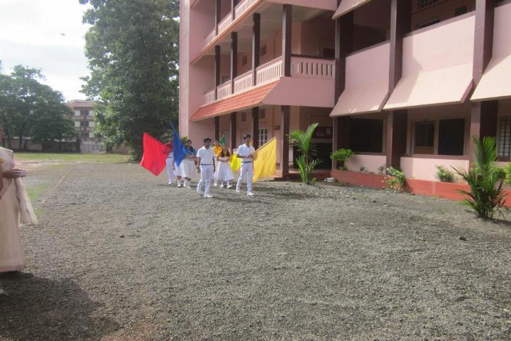 St Joseph Public School-Ground