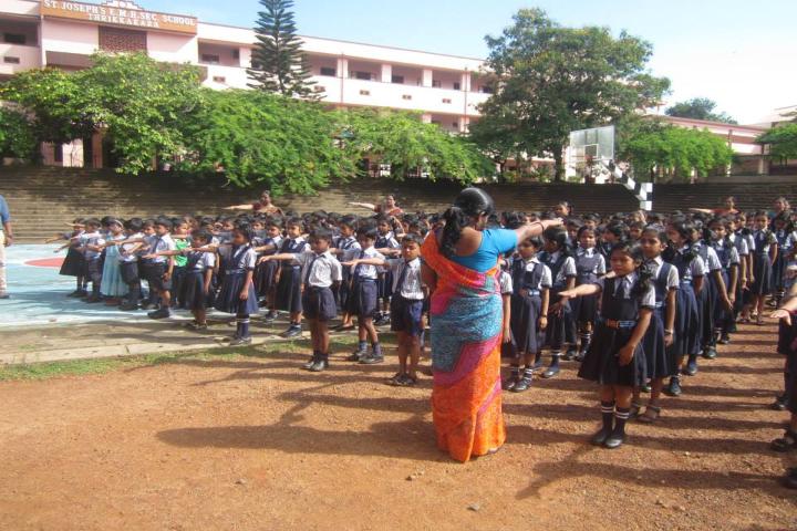 St Joseph Public School-Pledge