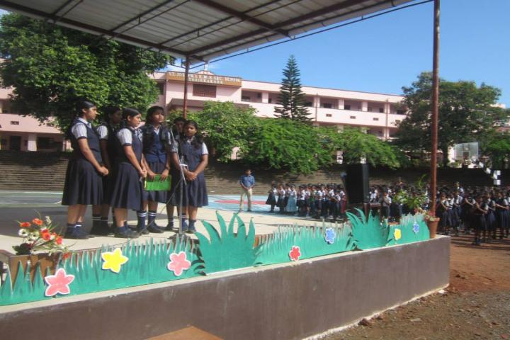 St Joseph Public School-Singing