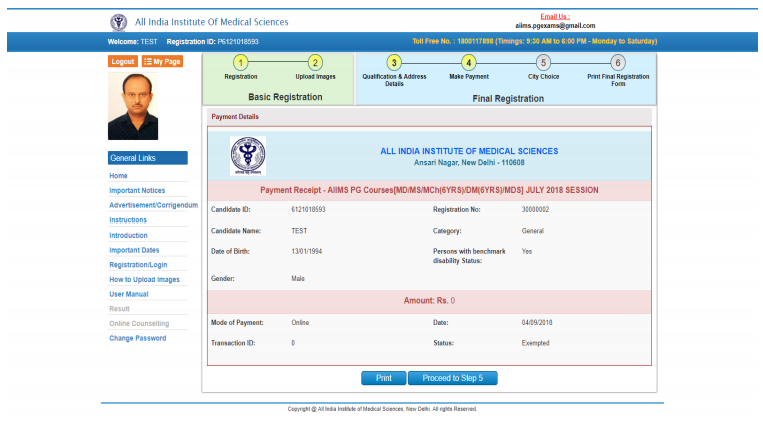 AIIMS-PG-Application-Form-Step-4